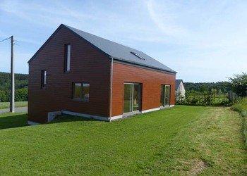 Just Wood - Maisons en bois massif contrecollé CLT